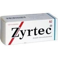 ZYRTEC Filmtabletten