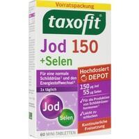 TAXOFIT Jod Depot Tabletten
