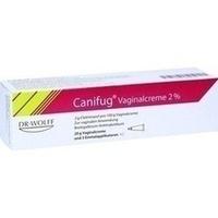 CANIFUG Vaginalcreme 2% m. 3 Appl.
