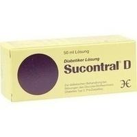 SUCONTRAL D Diabetiker Lösung