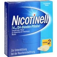 NICOTINELL 14 mg/24-Stunden-Pflaster 35mg