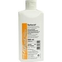 SPITACID Händedesinfektion Spenderflasche