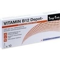 VITAMIN B12 DEPOT Rotexmedica Injektionslösung