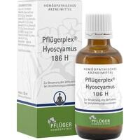 Pflügerplex Hyoscyamus 186h Tropfen