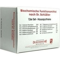Biochemie 12er-set Kombipackung