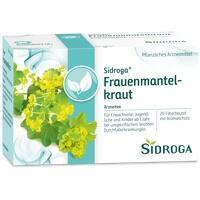 SIDROGA Frauenmantelkraut Tee Filterbeutel**