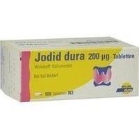 JODID dura 200 myg Tabletten**