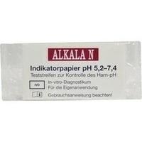 ALKALA N pH-Indikatorpapier