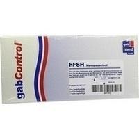 MENOPAUSE HFSH Testkarte