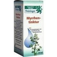 THÜRINGER Myrrhentinktur