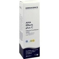 DERMASENCE AHA Effects+C