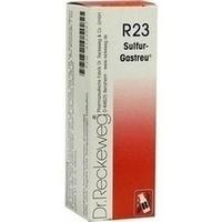Sulfur-gastreu R23  Tropfen 22 ml