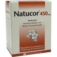 NATUCOR 450 mg Filmtabletten