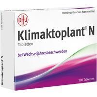 KLIMAKTOPLANT N Tabletten**