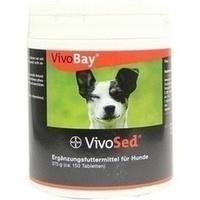 Vivobay Vivosed Für Hunde Vet Kautabletten 150 ST