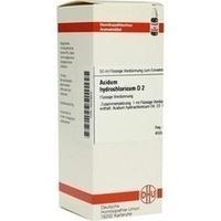 ACIDUM HYDROCHLORICUM D 2 Dilution