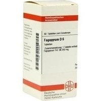 FAGOPYRUM D 6