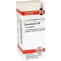 GLONOINUM D 30 Globuli