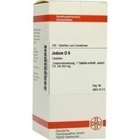 JODUM D 6 Tabletten