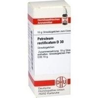PETROLEUM RECTIFICATUM D 30 Globuli