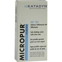 MICROPUR Classic MC 10T Tabletten