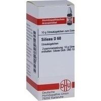 SILICEA D 60 Globuli