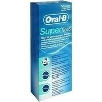 ORAL B Super Floss Zahnfaeden