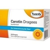 CAROTIN DRAGEES kombiniert
