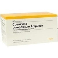 HEEL COENZYME comp. Ampoules