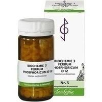 Biochemie 3 Ferrum Phosphoricum D12 Tabletten