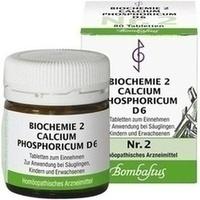 Biochemie 2 Calcium Phosphoricum D6 Tabletten
