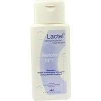 LACTEL Nr.1 Schuppen Shampoo