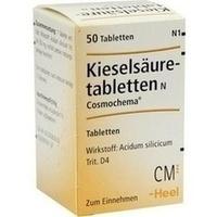Kieselsaeuretabletten N Cosmochema Tabletten