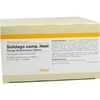 Solidago Comp. Heel Ampullen