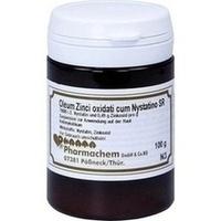 OLEUM ZINCI oxidati cum Nystatino SR