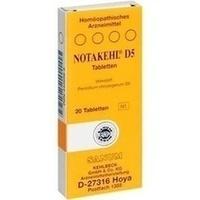 Notakehl D5 Tabletten