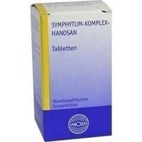 SYMPHYTUM KOMPLEX Hanosan Tabletten