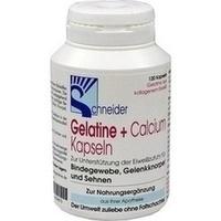 GELATINE+Calcium Kapseln