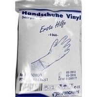 HANDSCHUHE Anti Aids Vinyl