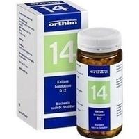 Biochemie Orthim Nr.14 Kalium Bromatum D12 Tabletten