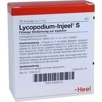 HEEL LYCOPODIUM INJEELE S
