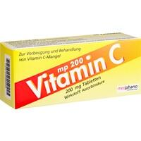 VITAMIN C 200 mg Tabletten