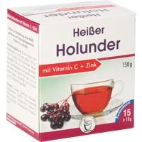 HEISSER Holunder+Vit.C+Zink Pulver