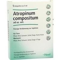 ATROPINUM COMPOSITUM ad us.vet.Ampullen