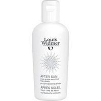 WIDMER After Sun Lotion leicht parfümiert