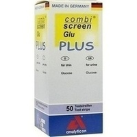 COMBISCREEN Glucose Plus Teststreifen