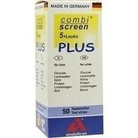 COMBISCREEN 5+Leuko Plus Teststreifen