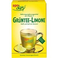 APODAY Limone Vitamin C+Grüntee-Extrakt Pulver