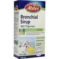 ABTEI Bronchial Sirup mit Thymian**