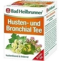 BAD HEILBRUNNER Tee Husten und Bronchial N Fbtl.**